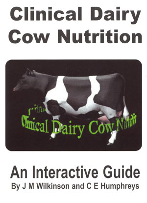 Clinical Dairy Cow Nutrition (CD)